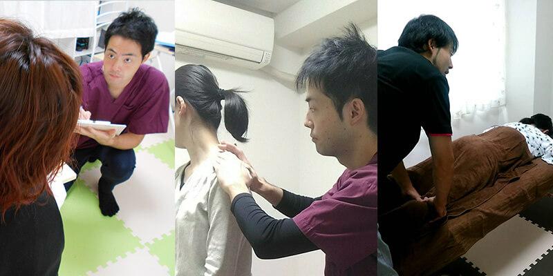 あきる野市の整体 | salon.EBIS feature2